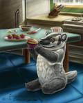 Mimi hasa cuppycake for you by Draconigenae666