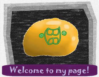 Welcome to Blobo's Page by Orangeblobo