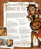 EverAfterHigh Bio Box REYNAERTINE FOX by Yaraffinity