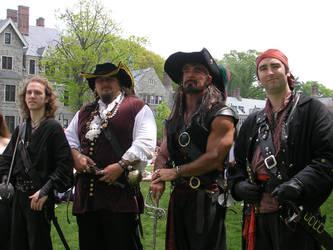 Pirates by Perosha