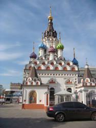 Saratov Church by Perosha