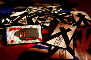 Japanese cards by stevezpj