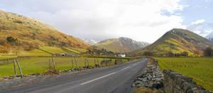 Driving through the valleys by stevezpj