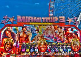 Miami Trip 3 by stevezpj