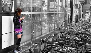 Bike Call 02 by stevezpj