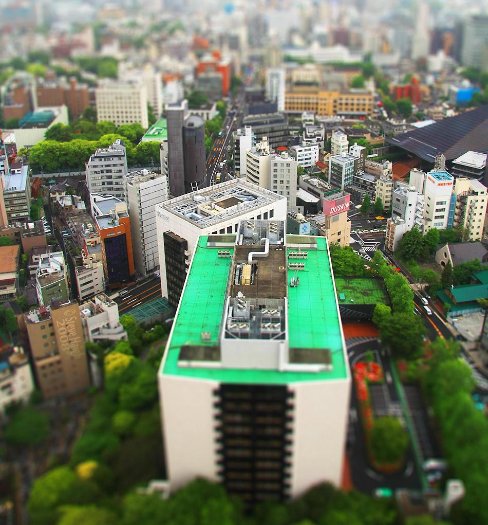 Toy Tokyo by stevezpj
