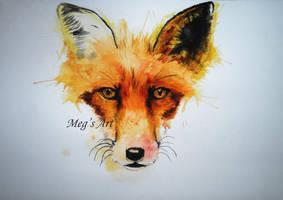 Fox by stardust12345
