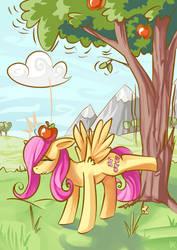 Appleshy by lexx2dot0
