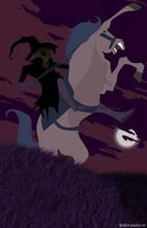 The Scarecrow by anonymous-phantom