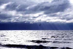 between skies and seas by Fixzor