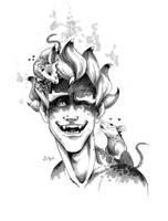 Little Rat by Viny-Kun