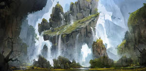 Gibbon Rock by boc0