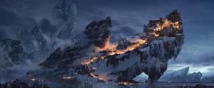 Winter Keep by boc0