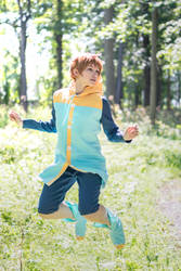 King Seven Deadly sins cosplay by kawaiilullaby