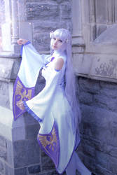 Emilia from Re: Zero by kawaiilullaby