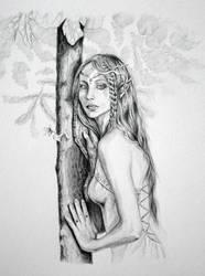Elvengirl by tala87