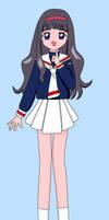 Tomoyo Daidouji for YuniNaoki by maskeraderosen
