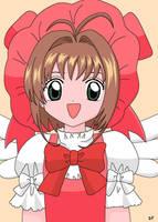Cardcaptor Sakura by maskeraderosen