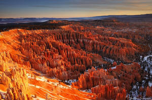 Blazing Bryce by matthieu-parmentier