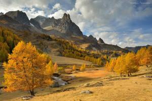 Autumn splendor by matthieu-parmentier