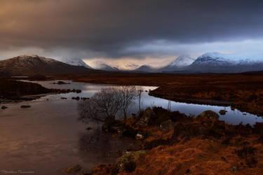 Quiet lands by matthieu-parmentier