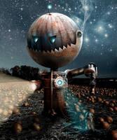 Steampunkin' by BonnySaintANdrew