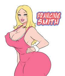 Francine Smith by Jay-Marvel