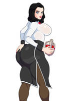 Elizabeth - Bioshock by Jay-Marvel