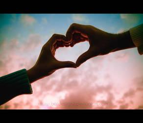 Trading Heartbeats by I-Heart-Photo