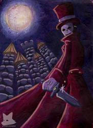 Assassin by tomfox1