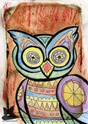 Owl by tomfox1