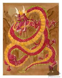 Dragon by tomfox1