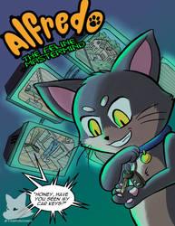 Alfredo, The Feline Mastermind by tomfox1
