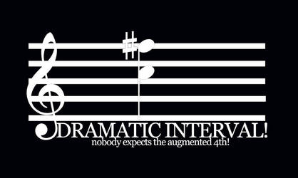 Dramatic Interval by DDR1