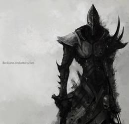 Dark Eldar: Merciless by Beckjann