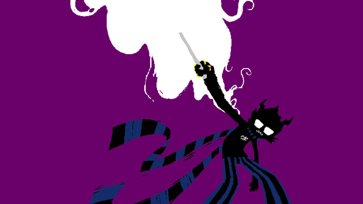 Eridan Science Wand Wallpaper By Colcoction On Deviantart