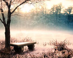 Winter Scene pre-made by brandrificus