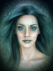 Frost Princess by brandrificus