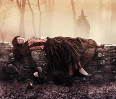 Snow White's Curse by brandrificus