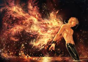 FLAMES by duckieroll