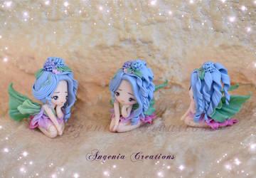 fairy Ortensia by AngeniaC
