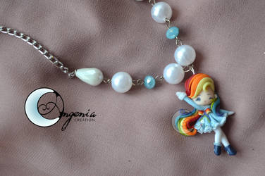 Rainbow dash doll by AngeniaC