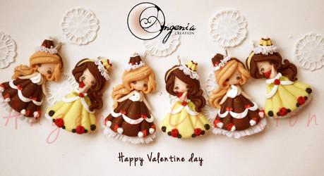 dolls pudding by AngeniaC