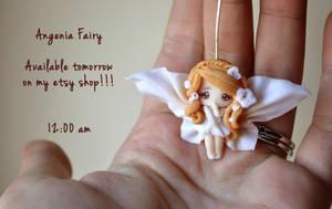 fairy Angenia kawaii by AngeniaC