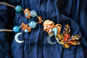 mermaid butterfly by AngeniaC
