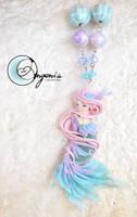 mermaid virgo by AngeniaC