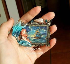 the little mermaid by AngeniaC