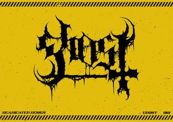 DEADicated Design - Ghost by DEADicatedDesign