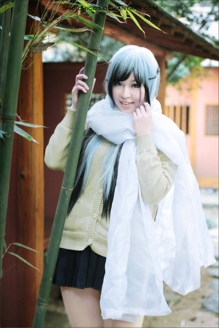 Yuki Onna School Ver 2 By Shuichimeryl On Deviantart