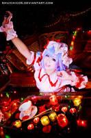 Touhou Remilia Scarlet 01 by shuichimeryl
